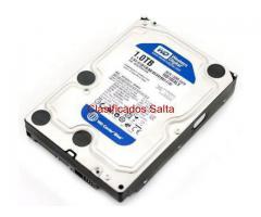 Disco Rígido 1 Terabyte